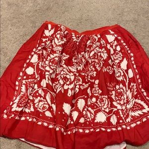 EUC Anna Sui for Anthropologie skirt
